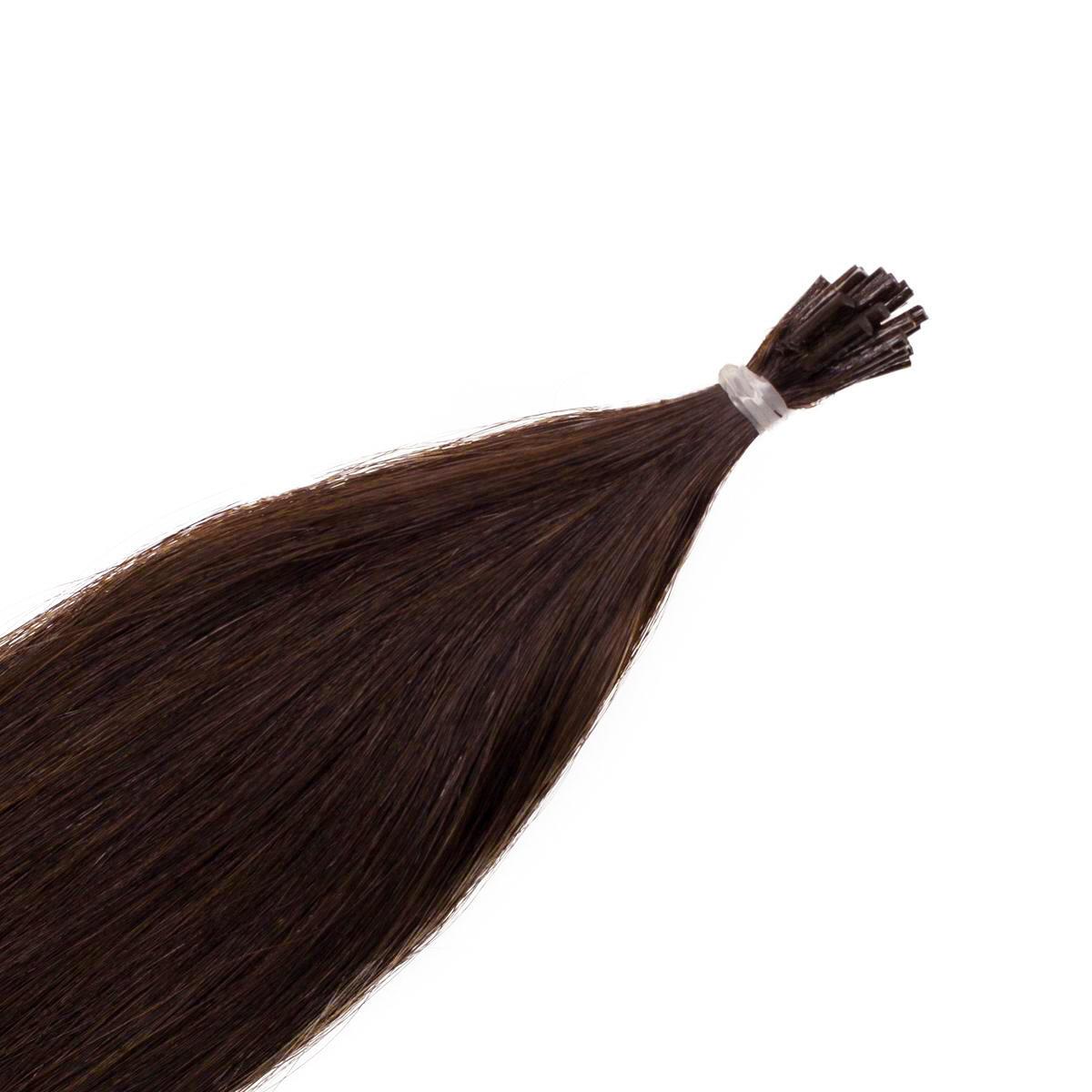 Stick Hair Original Glatt 2.3 Chocolate Brown 50 cm
