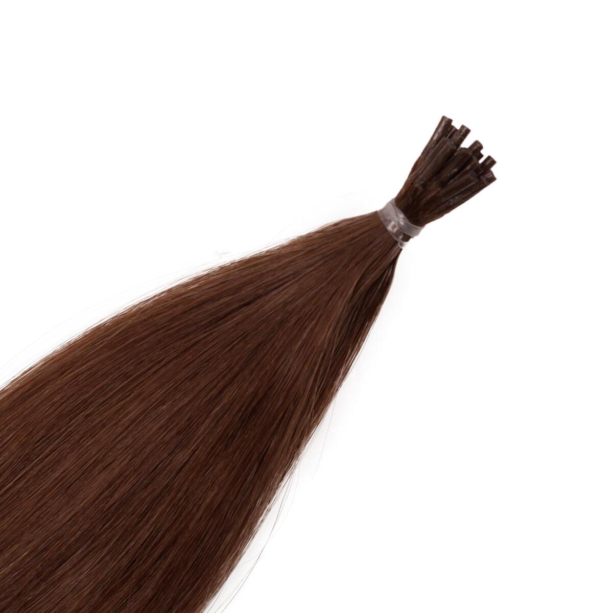 Stick Hair Original Glatt 5.0 Brown 50 cm