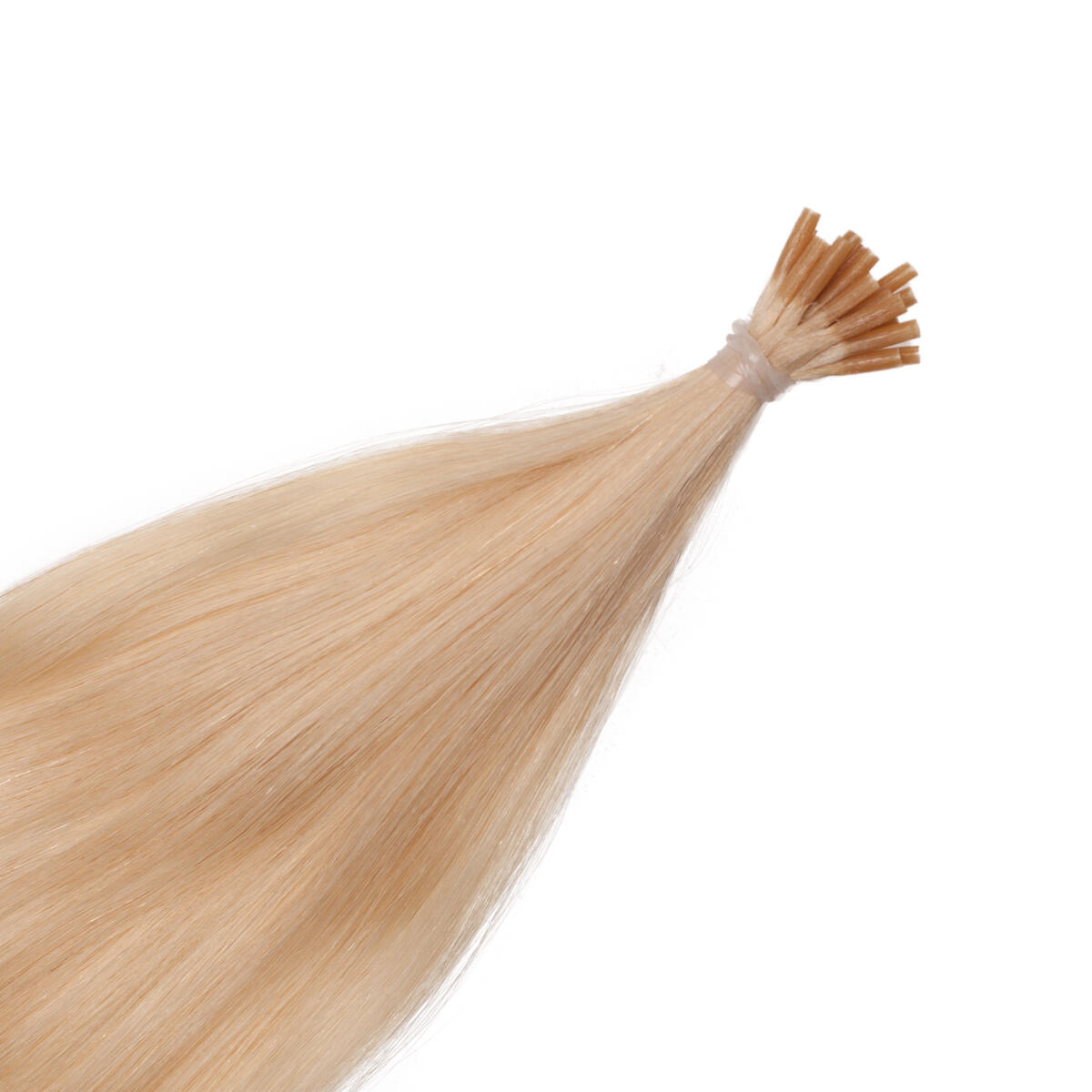 Stick Hair Original Glatt 8.0 Light Golden Blonde 50 cm