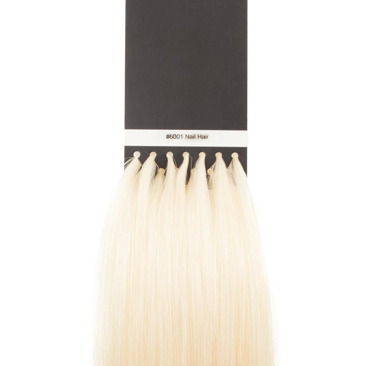 Nail Hair 10.9 Lightest Blonde 40 cm
