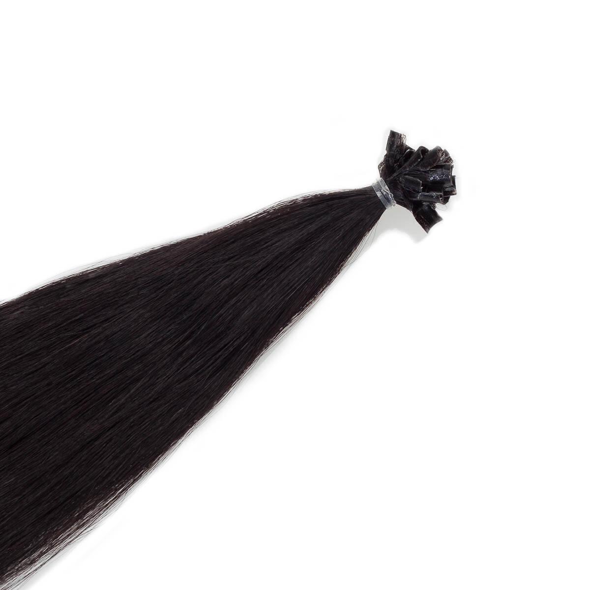 Nail Hair 1.2 Black Brown 60 cm
