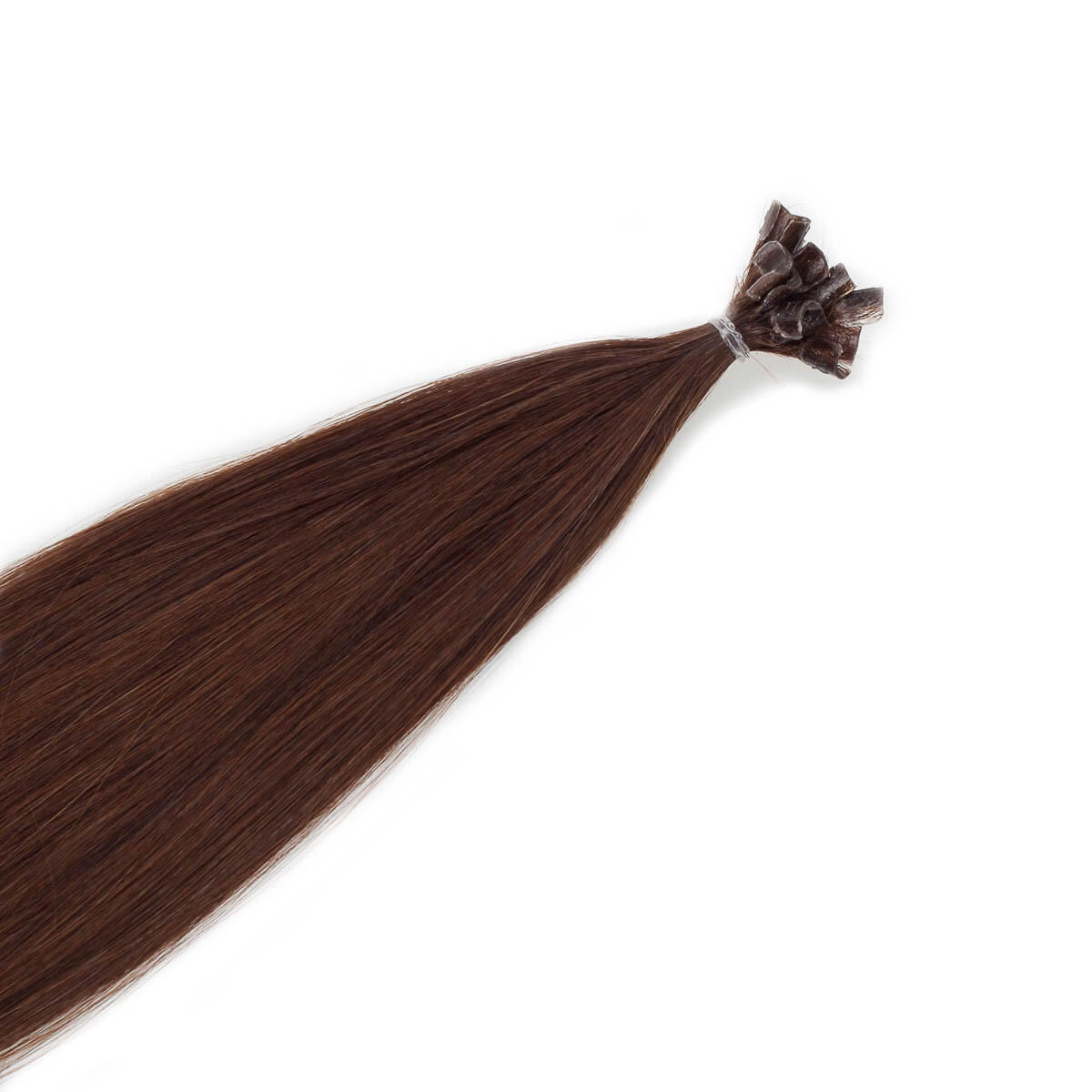 Nail Hair 2.0 Dark Brown 40 cm