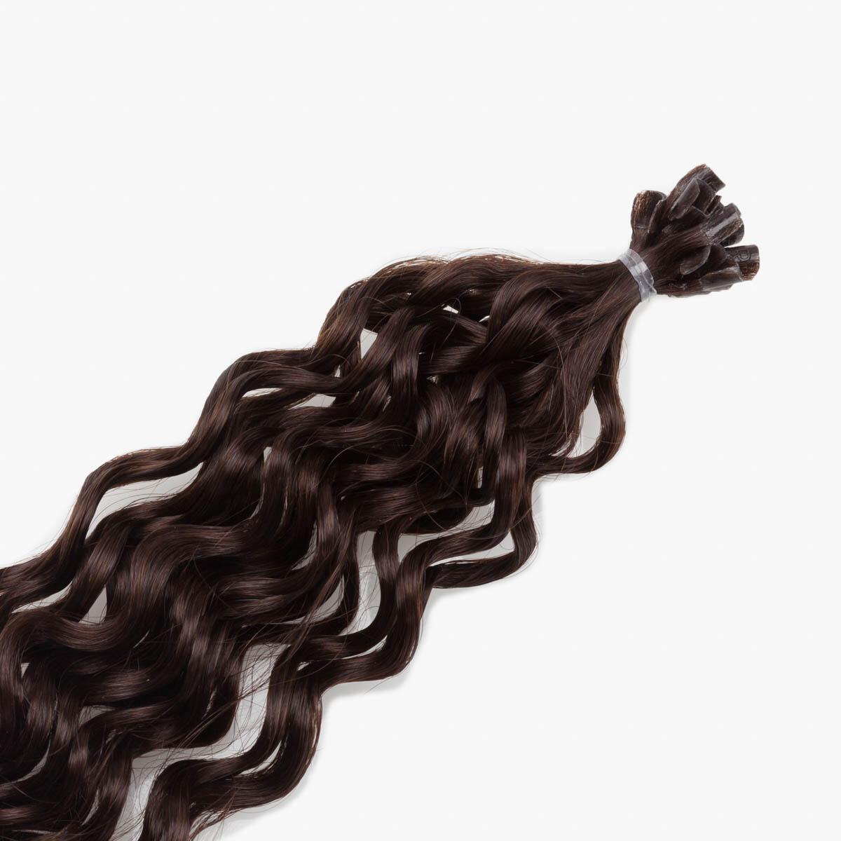 Nail Hair 2.2 Coffee Brown 40 cm