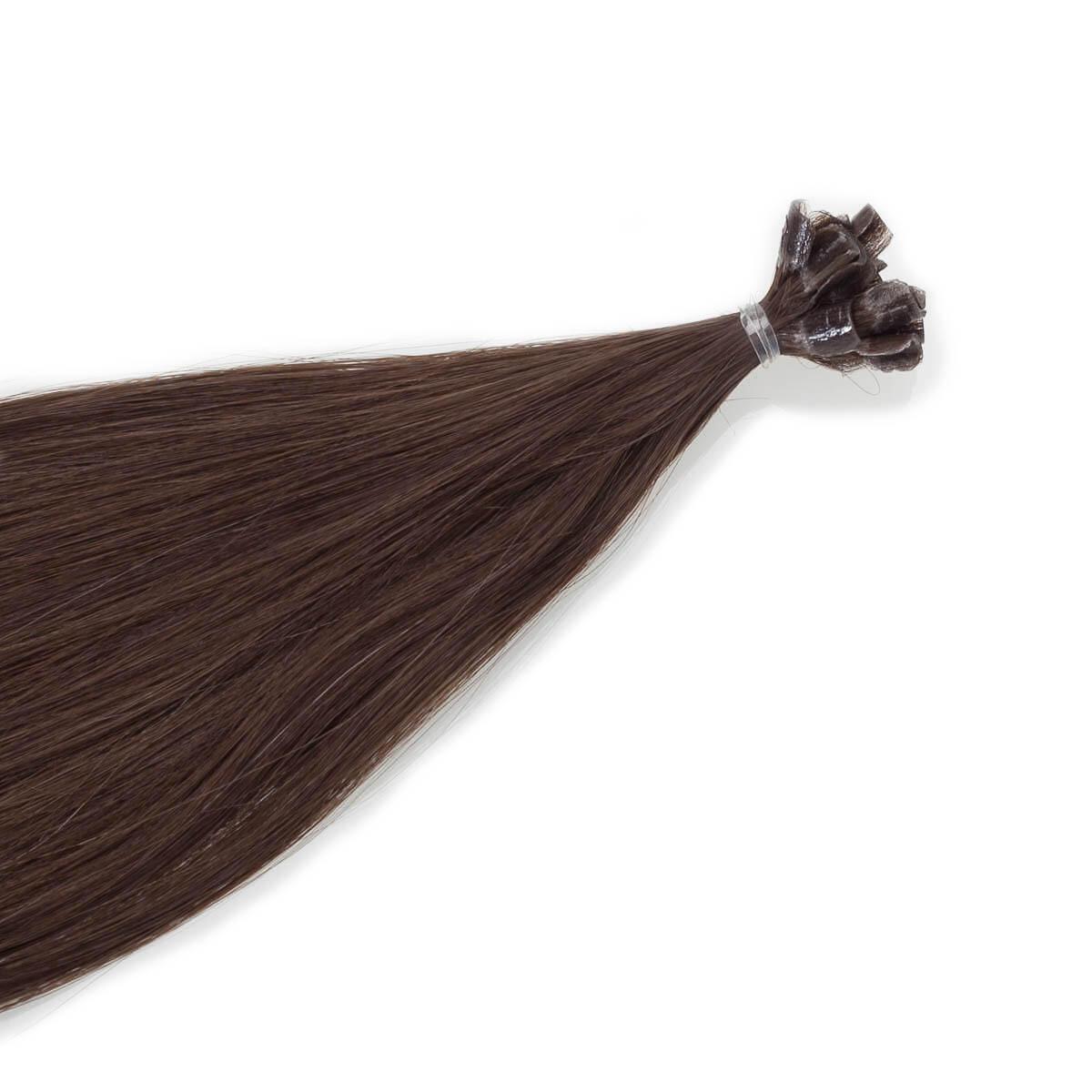 Bondings Original Glatt 2.6 Dark Ash Brown 50 cm