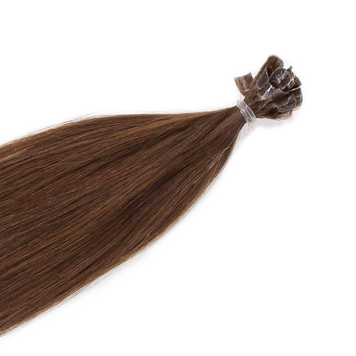 Nail Hair Premium 5.0 Brown 60 cm