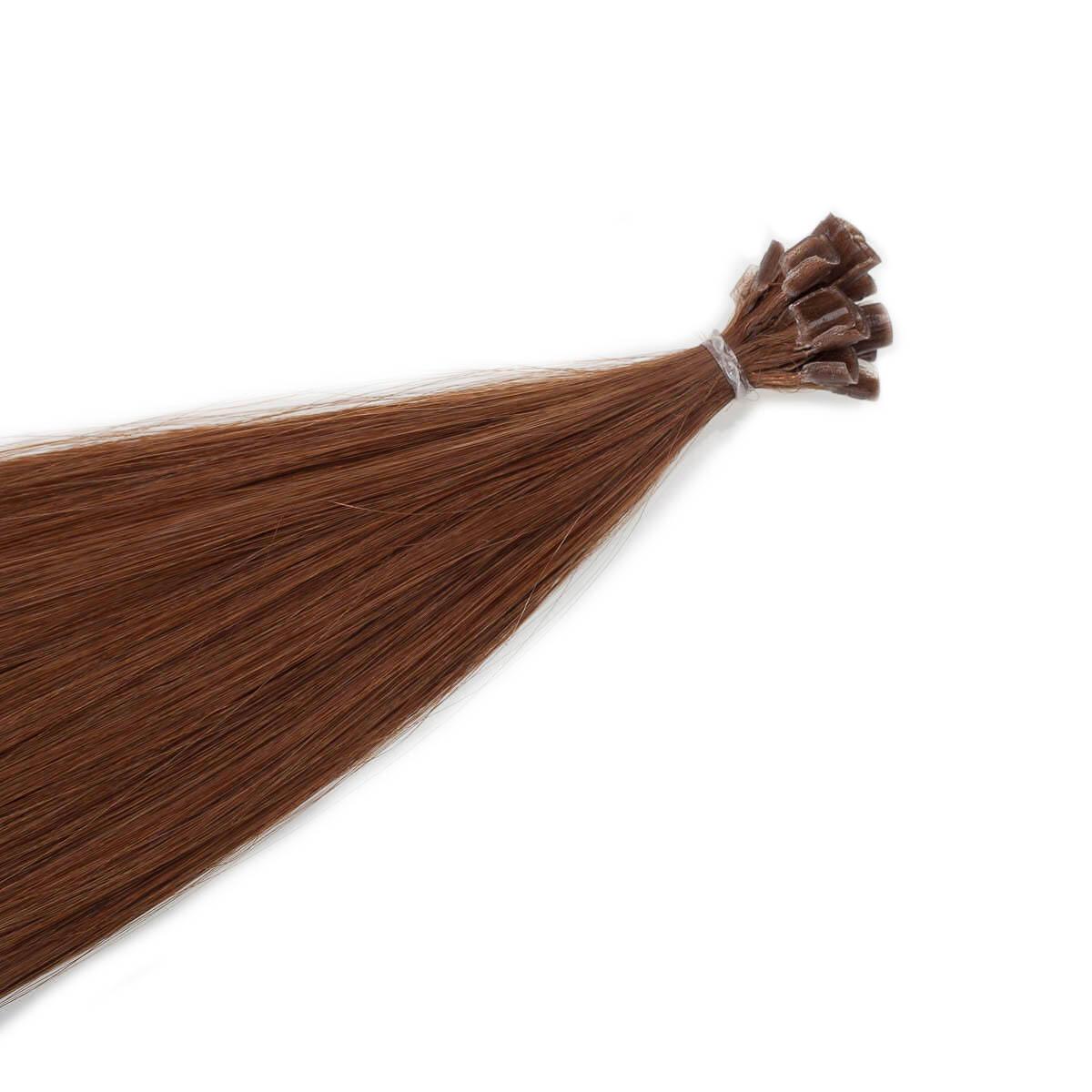 Nail Hair 5.4 Copper Brown 40 cm