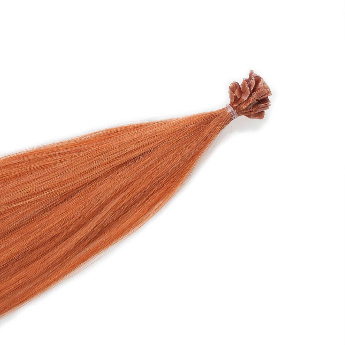 Nail Hair 6.5 Deep Copper Blond 50 cm