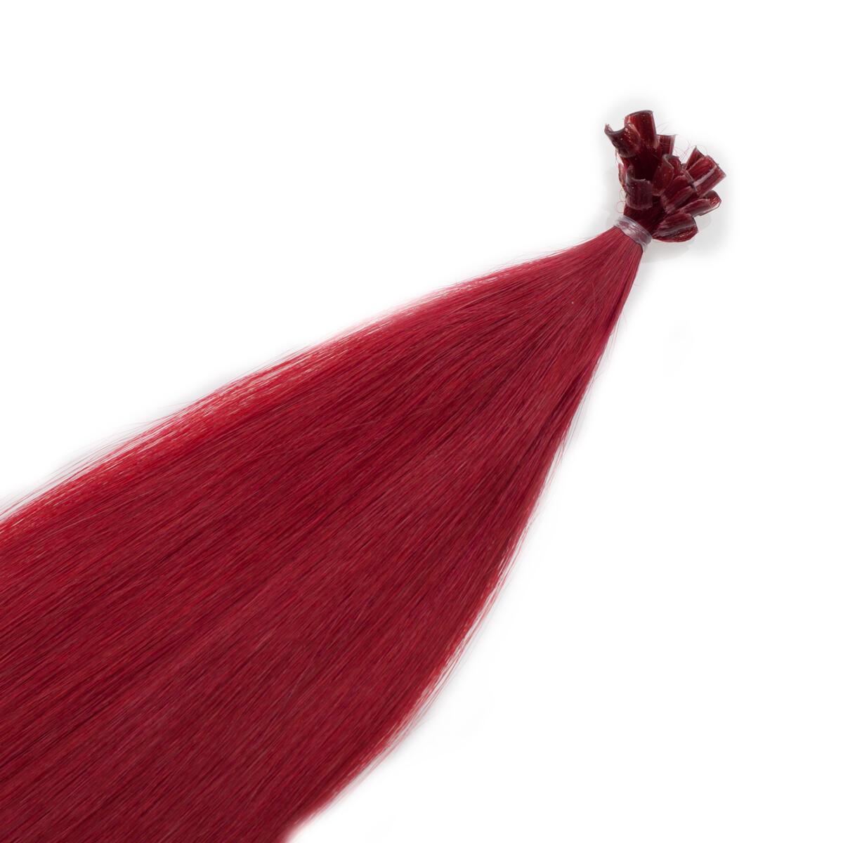 Nail Hair Original 6.9 Rubin Red 50 cm