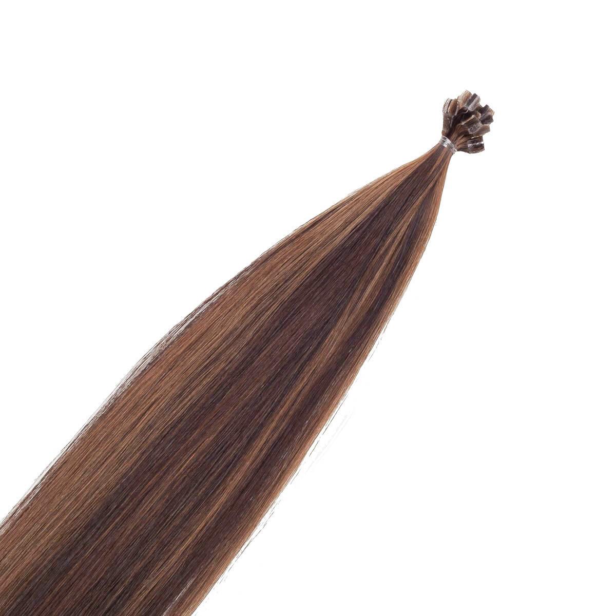 Nail Hair M2.3/5.0 Chocolate Mix 40 cm