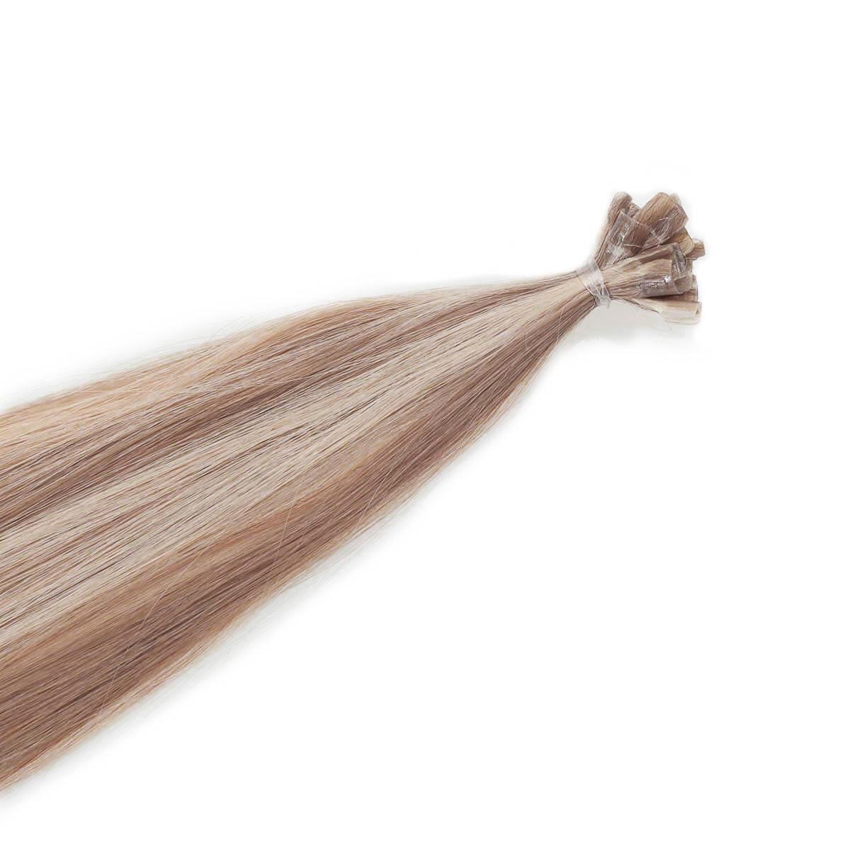 Nail Hair M7.3/10.8 Cendre Ash Blonde Mix 40 cm