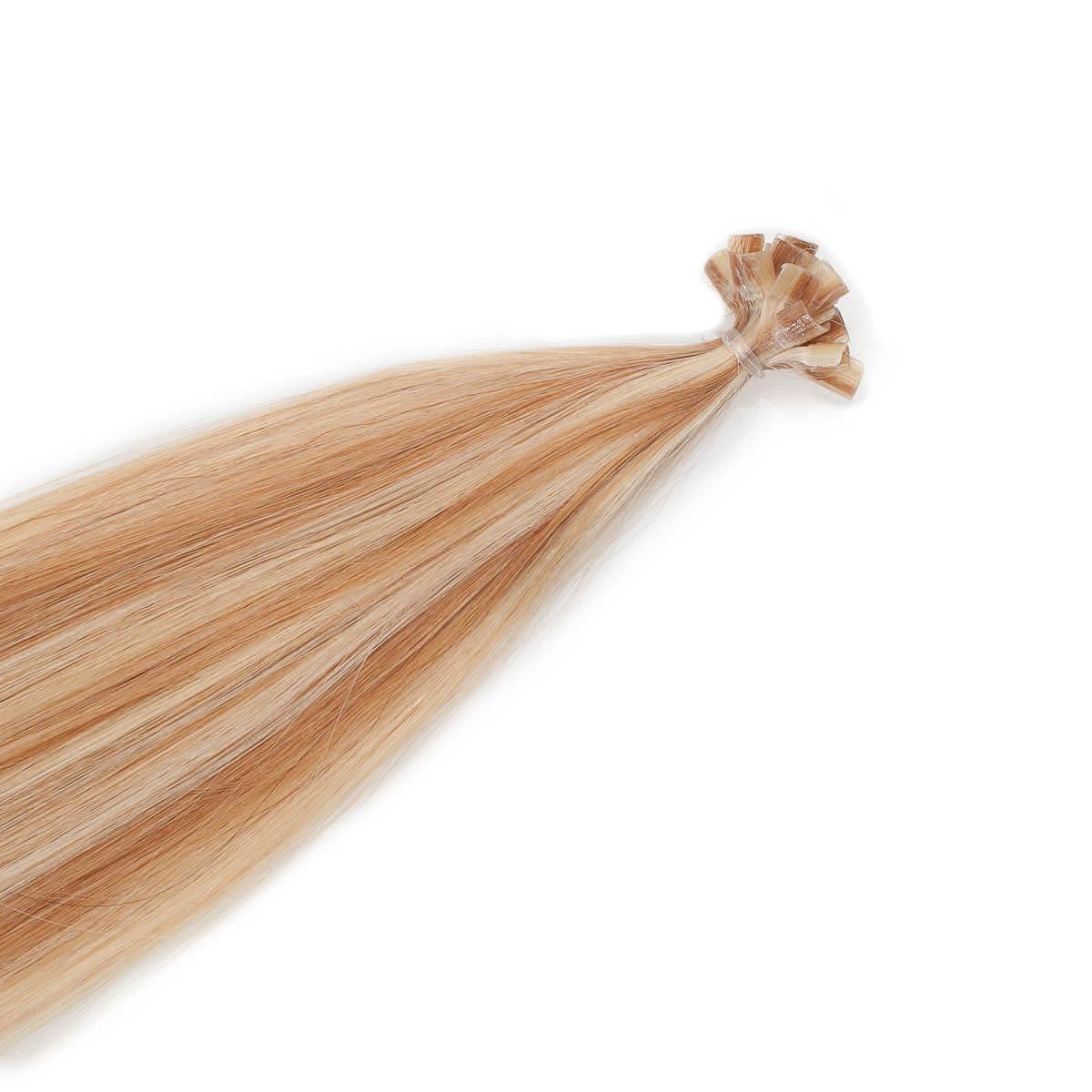 Nail Hair Premium M7.4/8.0 Summer Blonde Mix 60 cm