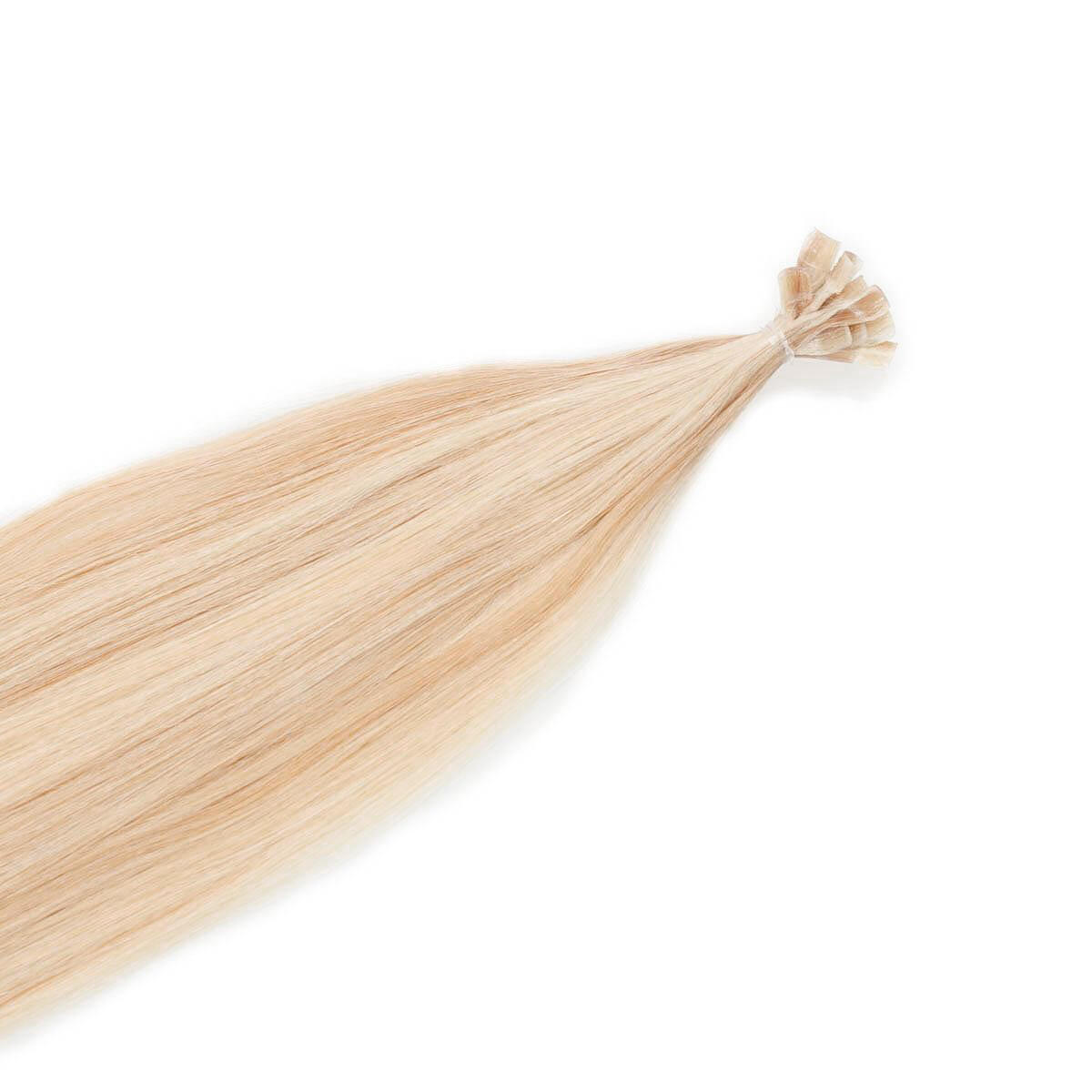 Nail Hair Premium M7.5/10.8 Scandinavian Blonde Mix 60 cm
