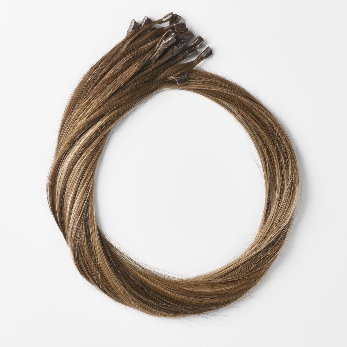 Nail Hair Premium B2.3/5.0 Hazelnut Caramel Balayage 50 cm