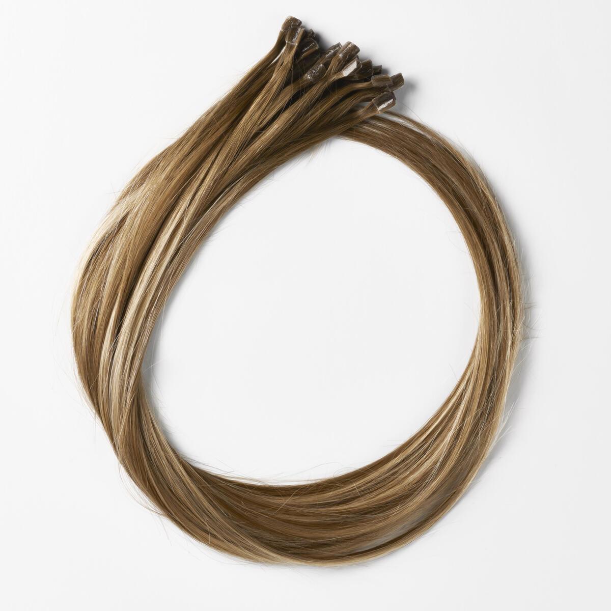 Bondings Premium Glatt B5.0/8.3 Brownish Blonde Balayage 50 cm