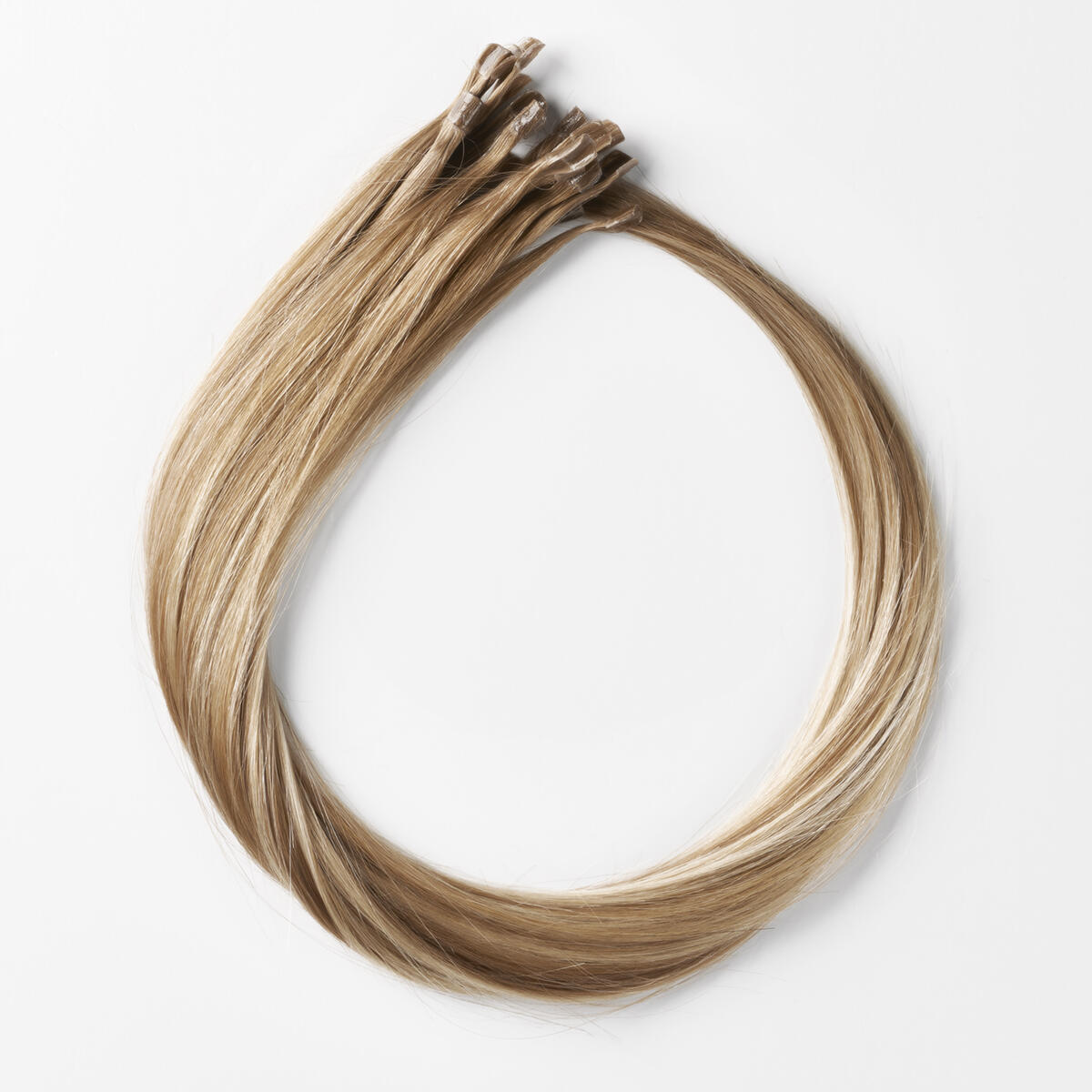 Nail Hair B5.3/8.0 Champagne Blonde Balayage 50 cm