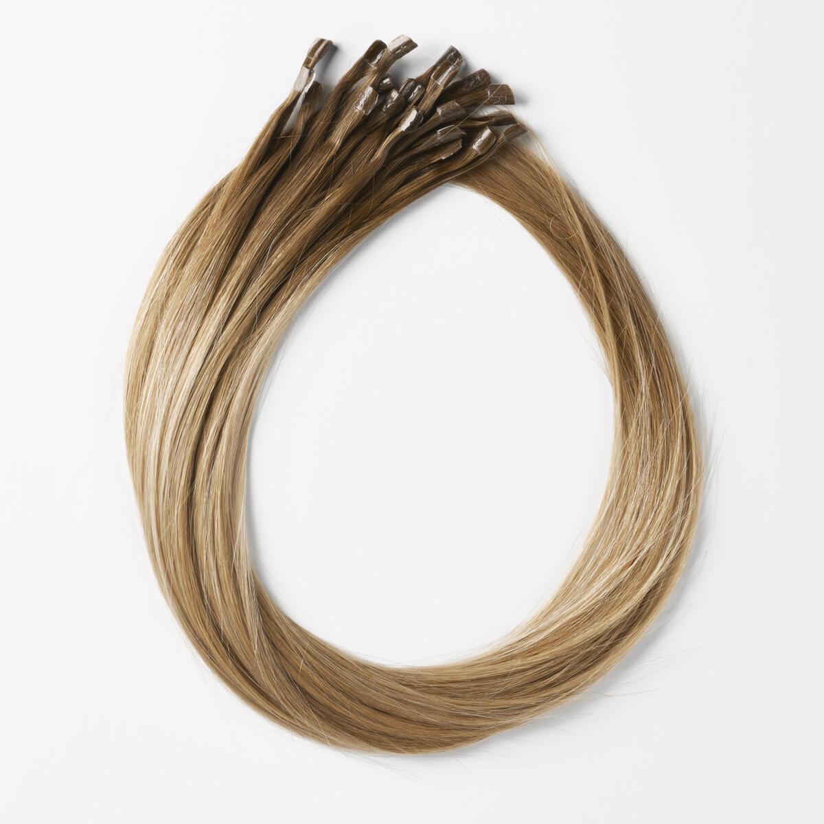 Nail Hair C2.0/7.4 Caramel Bronde ColorMelt 50 cm