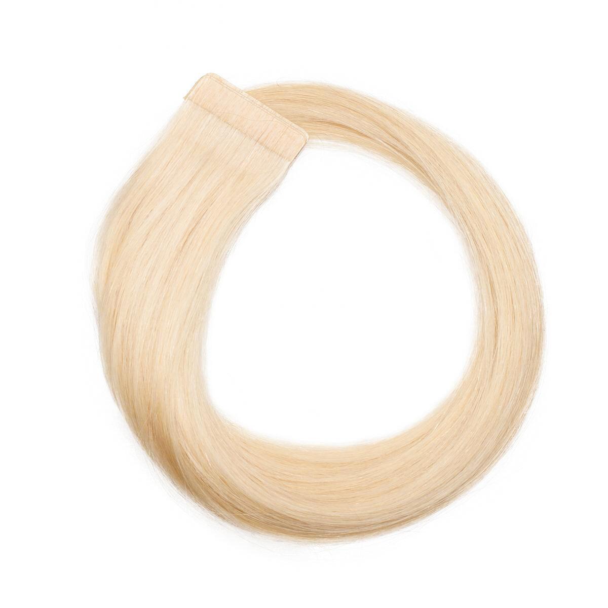 Quick & Easy Premium Glatt 8.0 Light Golden Blonde 60 cm