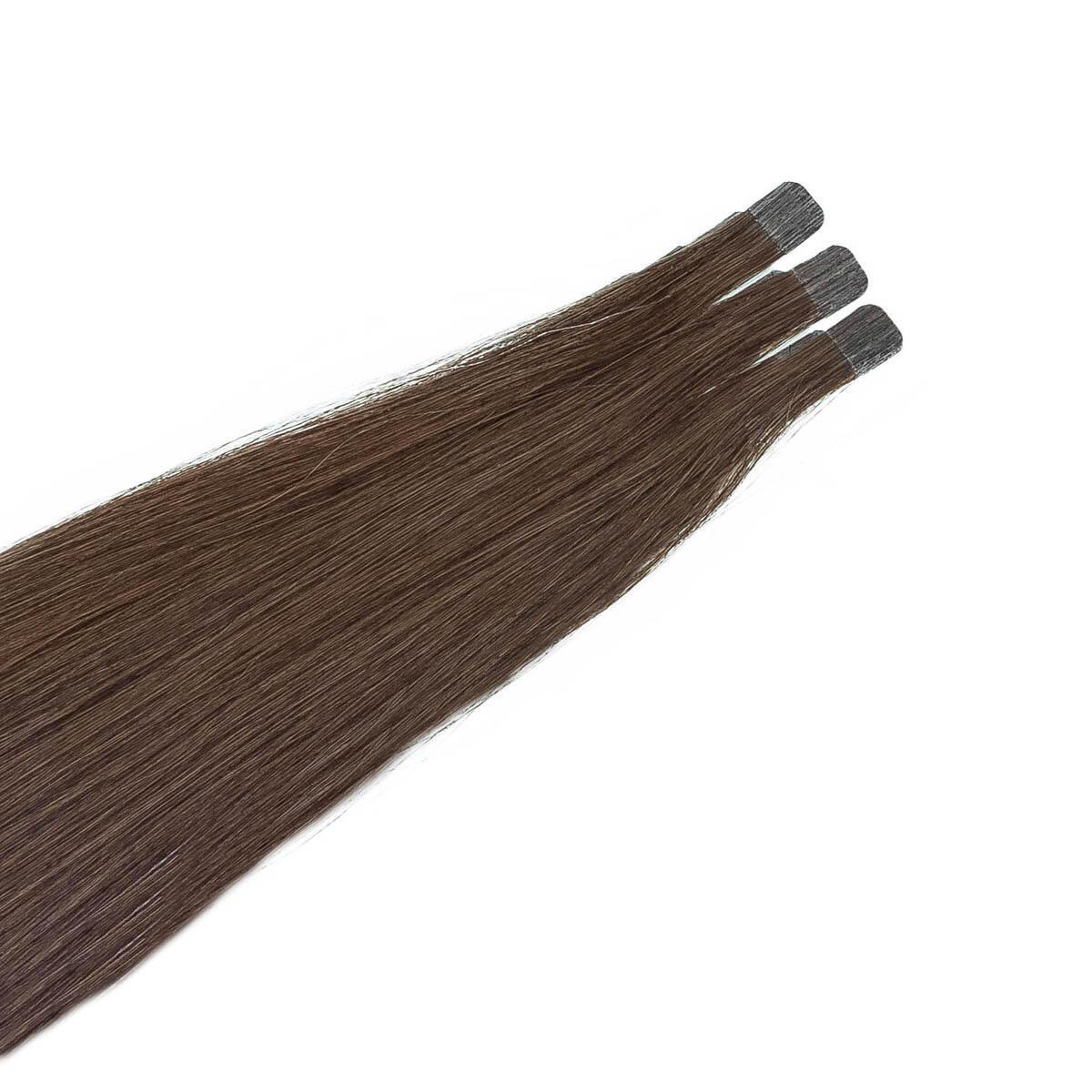 Quick & Easy Mini Premium Straight 5.0 Brown 50 cm