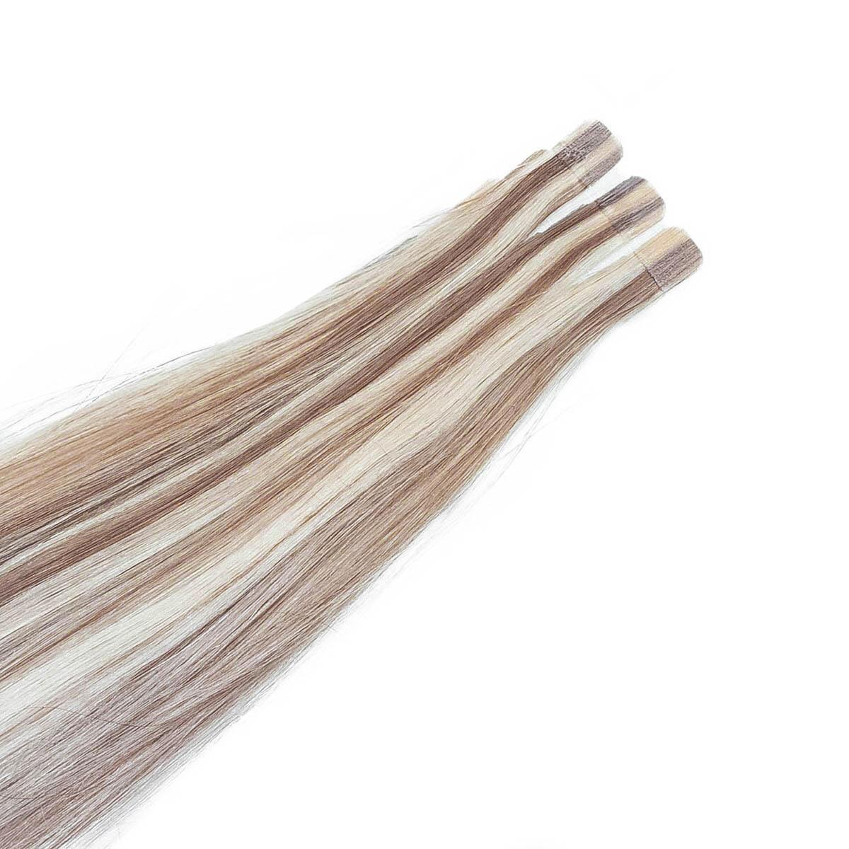 Quick & Easy Mini M7.3/10.8 Cendre Ash Blonde Mix 40 cm