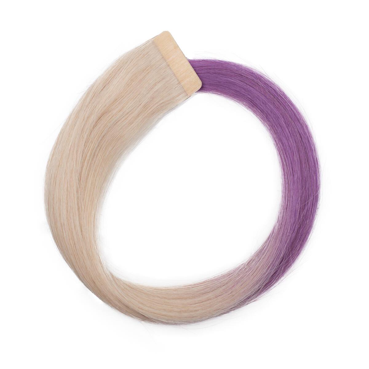 Quick & Easy Original Glatt O10.8/99.3 Light Purple Ombre 50 cm