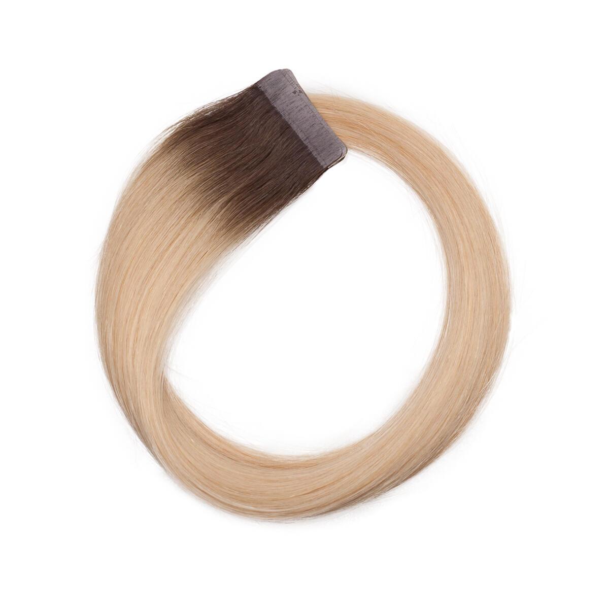 Quick & Easy Premium Glatt R2.6/8.0 Dark Ash Blonde Root 50 cm