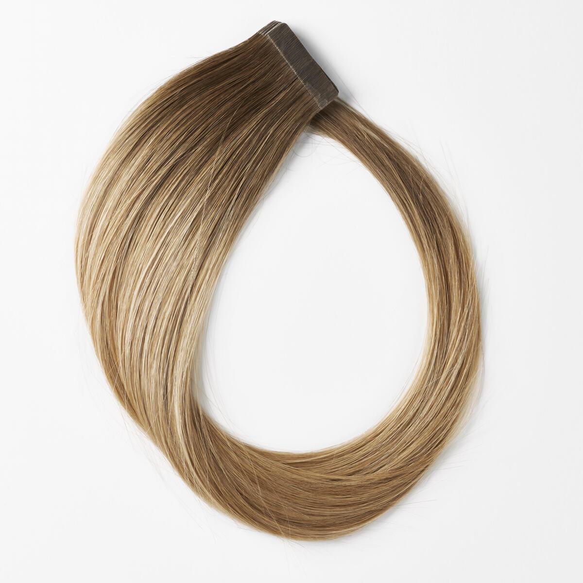 Quick & Easy Premium Glatt C2.2/5.1 Natural Brown ColorMelt 50 cm