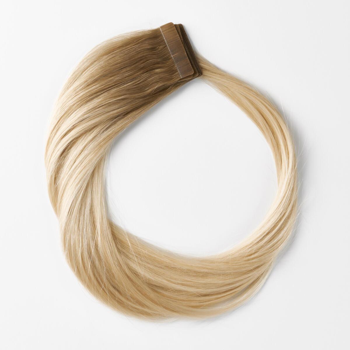 Quick & Easy Premium Glatt C7.3/8.3 Brilliant Blonde ColorMelt 50 cm