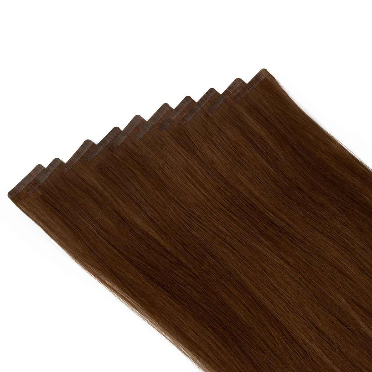 Sleek Tape Extension Premium 5.0 Brown 45 cm
