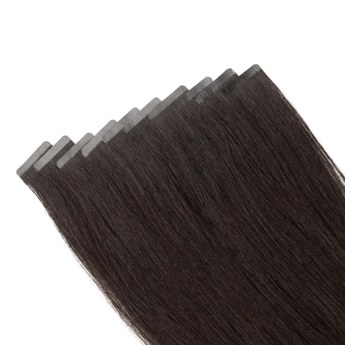 Sleek Tape Extension 1.2 Black Brown 25 cm