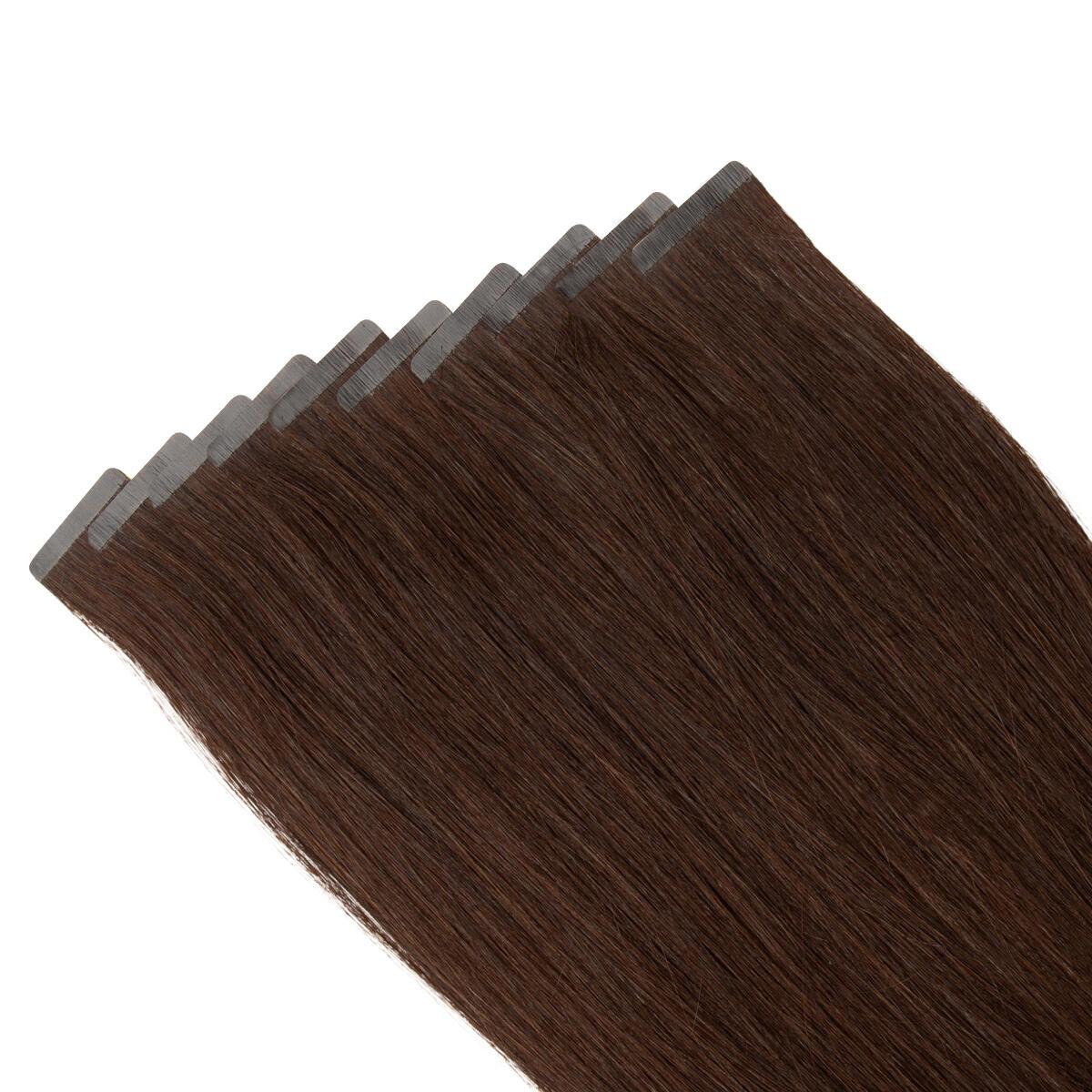 Rapunzel Sleek Tape Extension 2.2 Coffee Brown 25 cm
