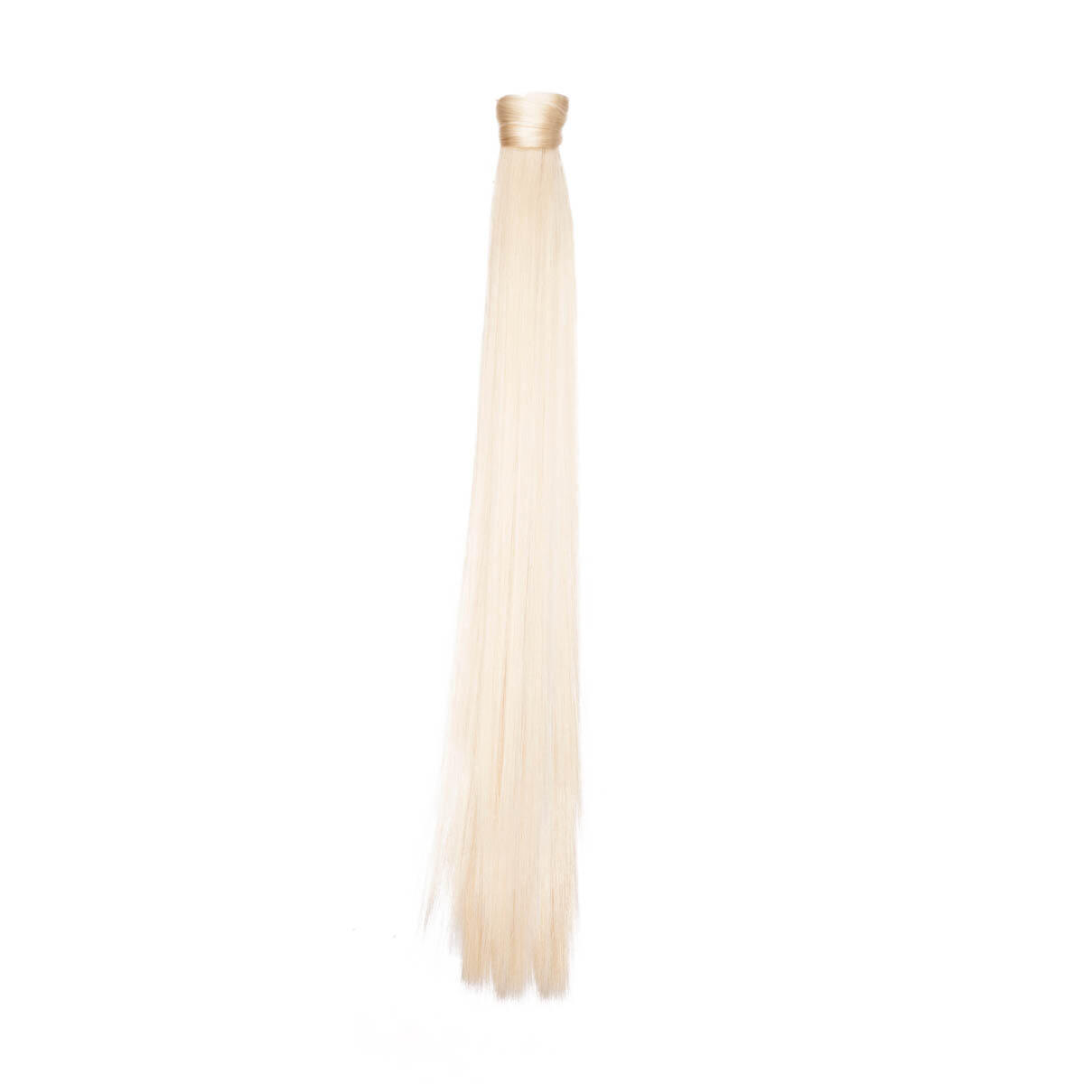 Clip-in Ponytail Synthetic 10.8 Light Blonde 50 cm