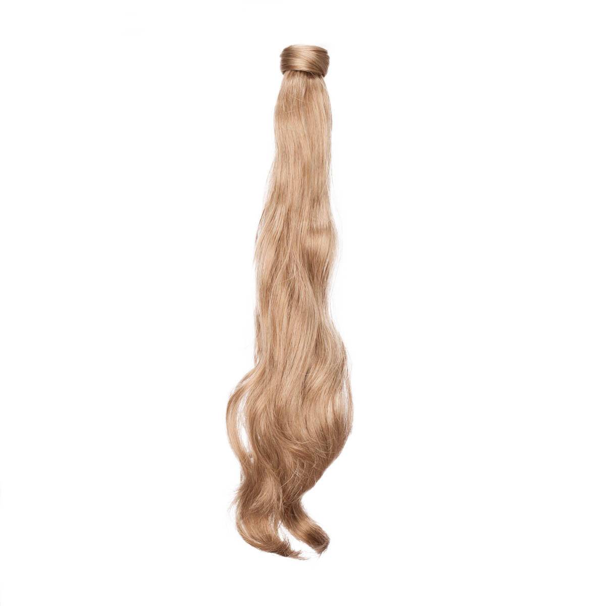 Clip-in Ponytail Synthetic Beach Wave 4.1 Cendre Ash Blonde 50 cm