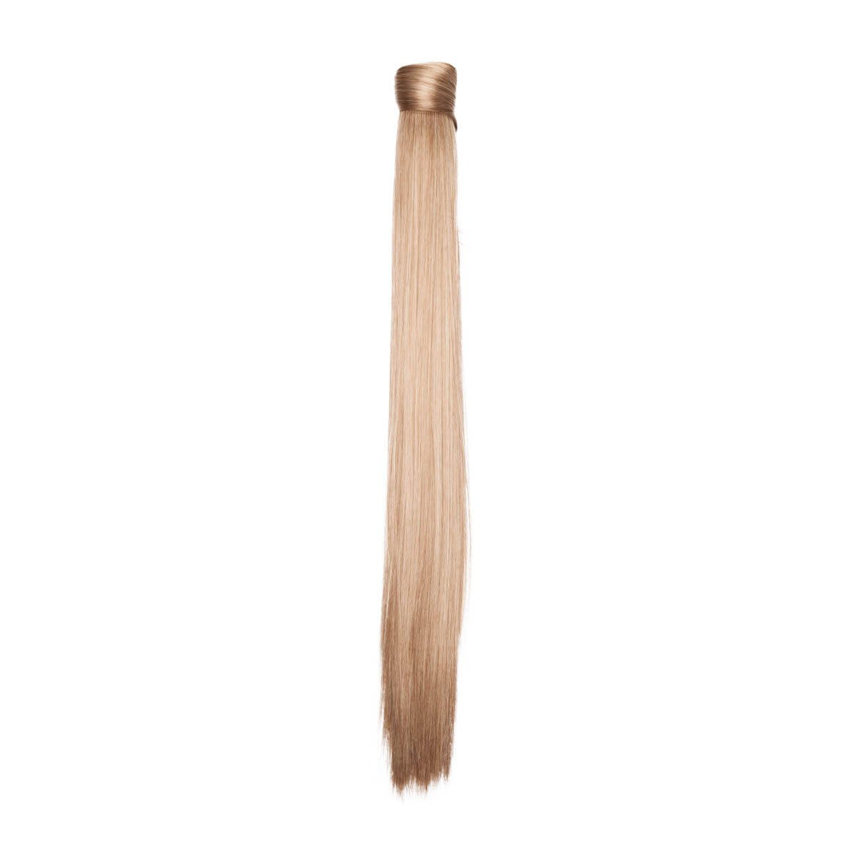 Clip-in Ponytail Synthetic 4.1 Cendre Ash Blonde 50 cm