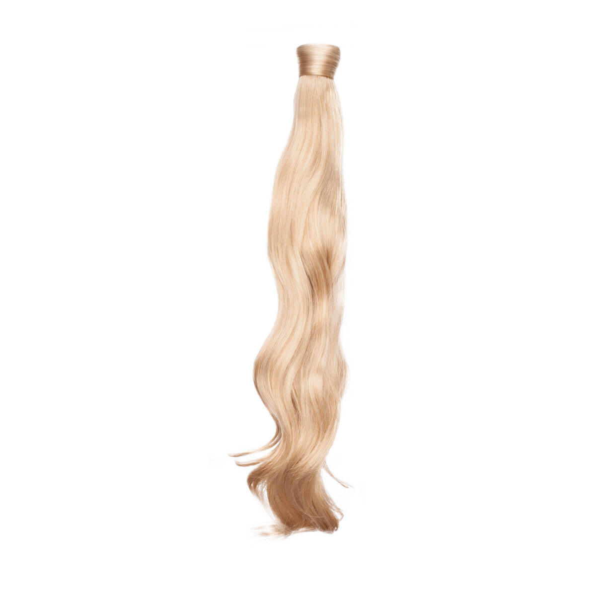 Clip-in Ponytail Synthetic Beach Wave 9.0 Scandinavia Blonde 50 cm