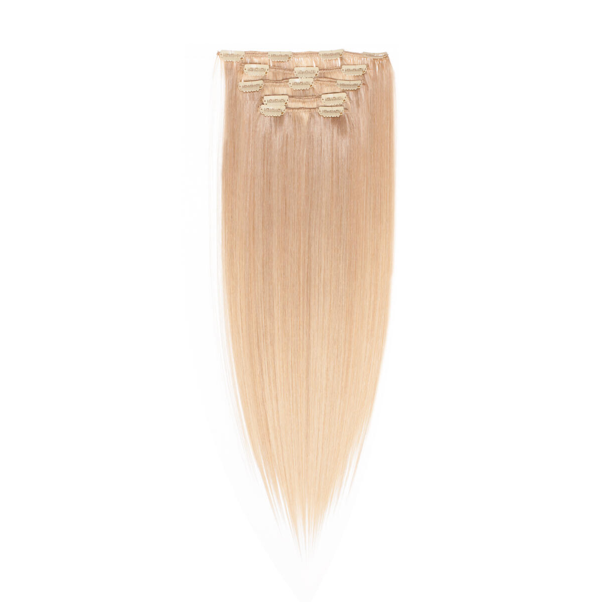 Clip-on set 9.0 Scandinavia Blonde 50 cm