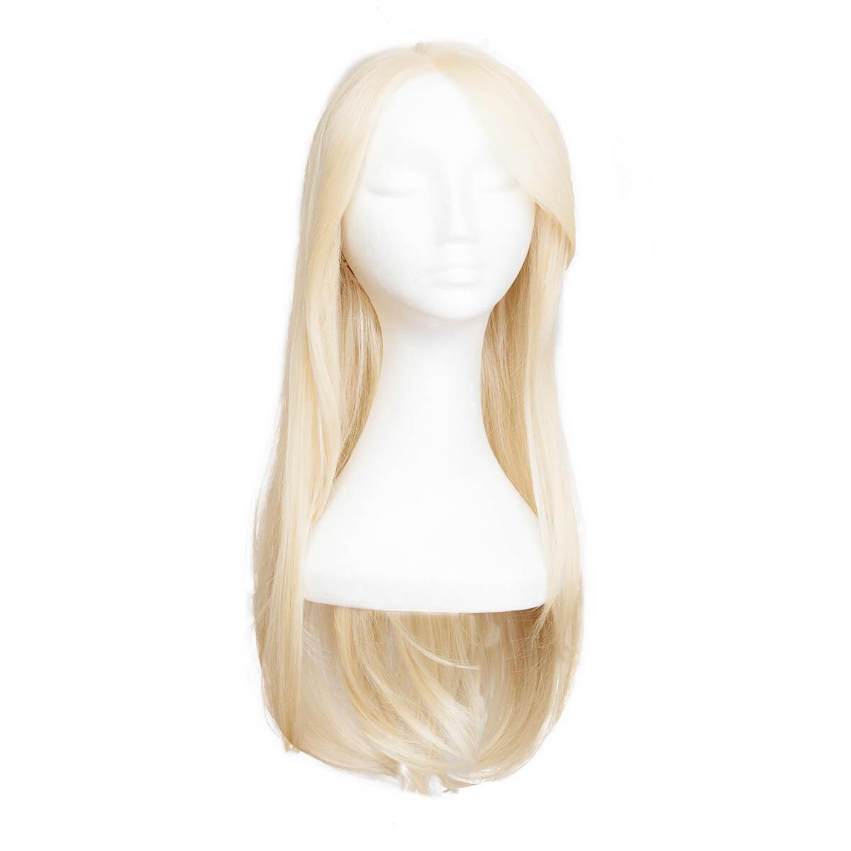 Lace Front Perücke Long 10.8 Light Blonde 60 cm